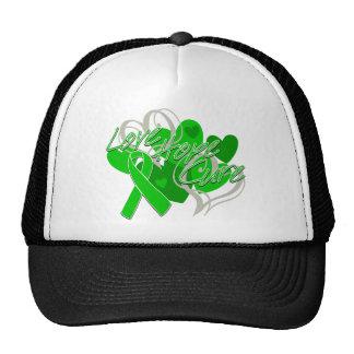 Kidney Disease Love Hope Cure Trucker Hat