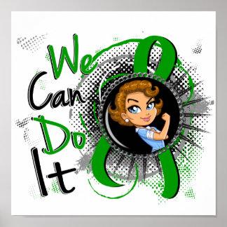 Kidney Disease Rosie Cartoon WCDI png Poster