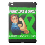 Kidney Disease Rosie Riveter - Fight Like a Girl iPad Mini Case