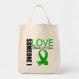 Kidney Disease Someone I Love Needs A Cure Canvas Bag