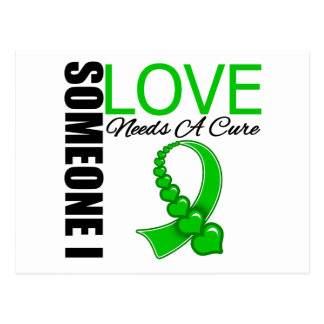 Kidney Disease Someone I Love Needs A Cure Postcard