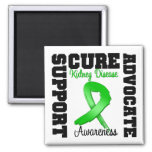 Kidney Disease Support Advocate Cure Magnets