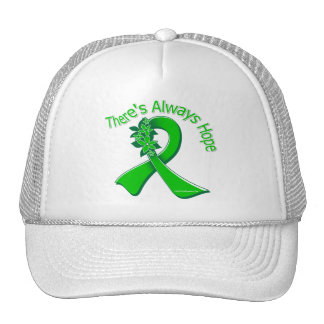 Kidney Disease There's Always Hope Floral Trucker Hat