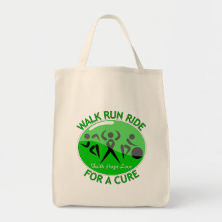 Kidney Disease Walk Run Ride For A Cure Tote Bag