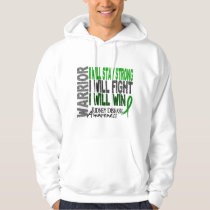 Kidney Disease Warrior Hoodie