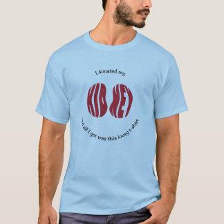 Kidney Donation T-Shirt