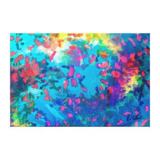 Kidney Dreams Canvas Print