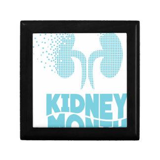 Kidney Month - Appreciation Day Keepsake Box