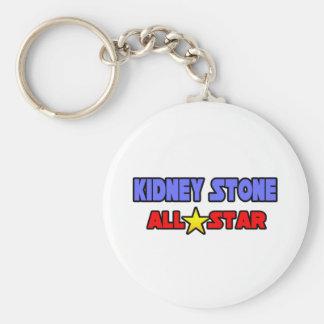 Kidney Stone All Star Keychain