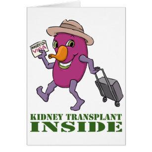 Kidney transplant cards greeting photo cards zazzle m4hsunfo