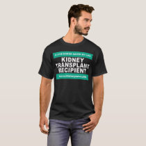 Kidney Transplant Recipient - Dark Shirts