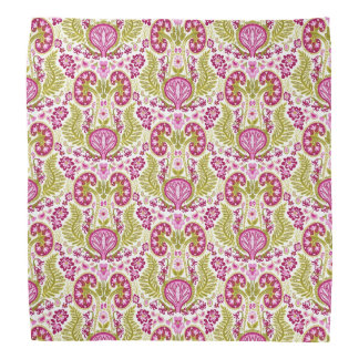 Kidney Urinary Tract Damask Bandana
