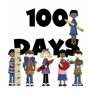 Kids 100 Days of School T-shirts and Gifts shirt
