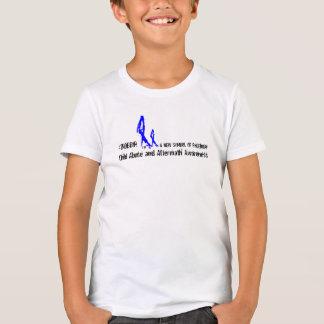 Kid's 2NOBBIR SymbolofFreedom A-Apparel PolyCotton T-Shirt