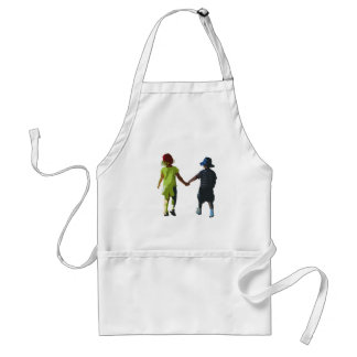 kids adult apron