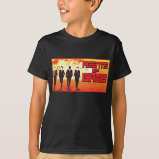 Kids Agents of Game Tee