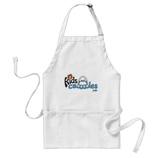 Kids and Caboodles .com Adult Apron