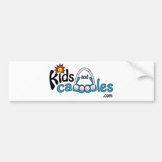 Kids and Caboodles com Bumper Stickers