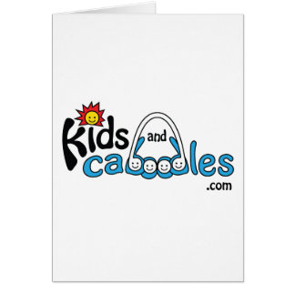 Kids and Caboodles com Card