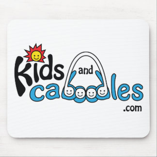 Kids and Caboodles com Mouse Pads