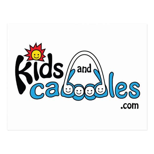 Kids and Caboodles .com Postcard