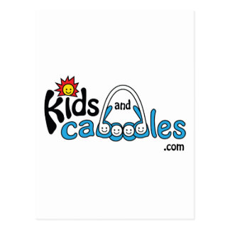 Kids and Caboodles .com Postcard