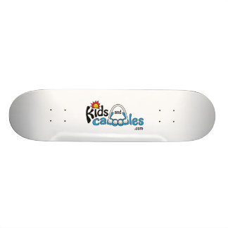 Kids and Caboodles com Skateboard Deck