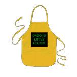 KIDS APRON>Daddys Little Helper