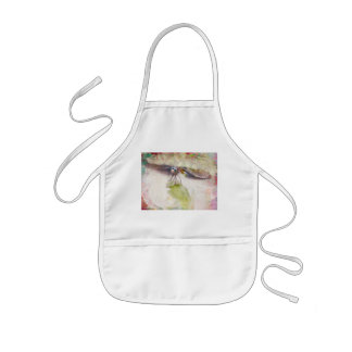"""Kids Apron """"There Once Was A Fairy-Dragon"""""""