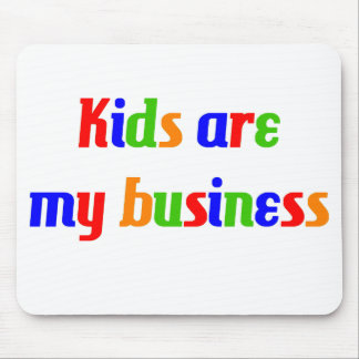 Kids Area my Business Mouse Pad