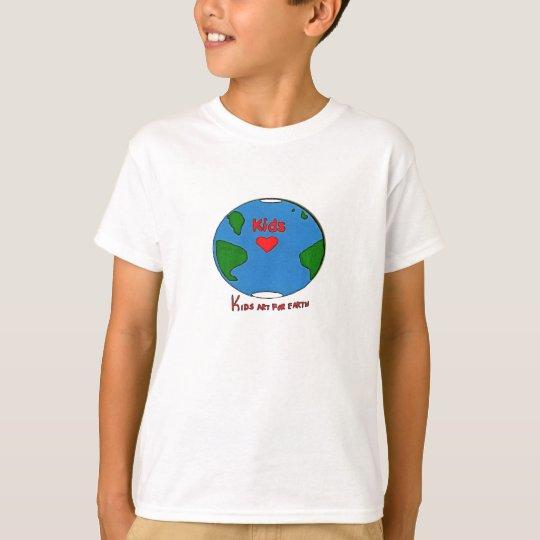Kids Art for Earth T-Shirt