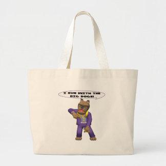 Kids Artist At Work Tote Bag