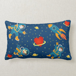 Kids Astronauts love space travel Pillows