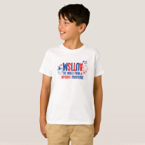 Kids Autism Awareness T-Shirt