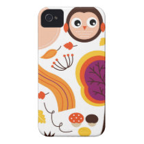 Kids Autumn edition : Product designs iPhone 4 Case-Mate Case