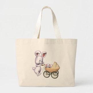 Kids Baby Bunnies Tote Bag