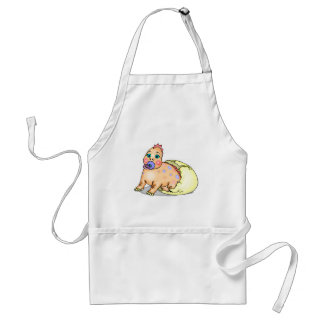 Kids Baby Dinosaur Apron