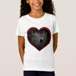 Kid's Baby doll Pretty in Velvet T-Shirts