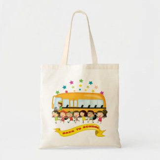 Kids Back To School Tote Bag