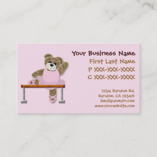 classes for kids business cards zazzle