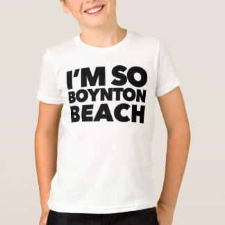 Kids' Basic American Apparel T-Shirt, White T-Shirt