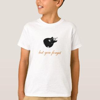 Kid's Basic Guitar Logo T-Shirt