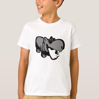 Kids' Basic Hanes Tagless ComfortSoft® T-Shirt -