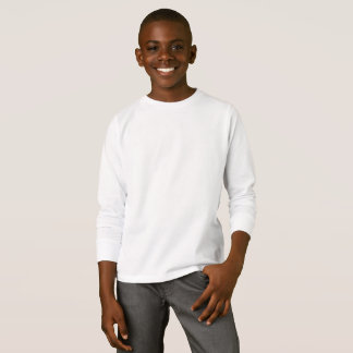 Kids' Basic Long Sleeve T-Shirt