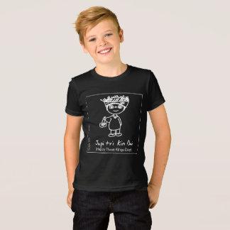 Kid's Basic T-shirt Three Kings Day