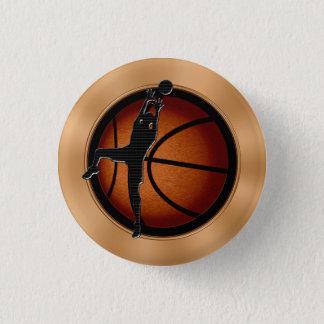 Kids Basketball Pins, Basketball Party Favors Pinback Button