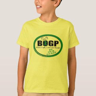 Kids' Be Our Guest Podcast Running T-Shirt! T-Shirt