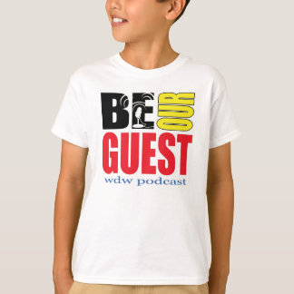 Kids Be Our Guest Podcast T-Shirt