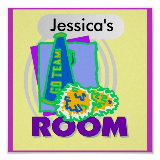 Kids Bedroom Poster
