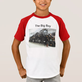 Kids Big Boy T shirt